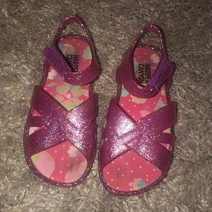Harper Canyon pink sandals